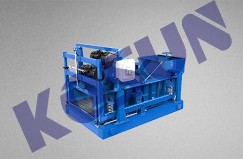 KOSUN LS Shale Shakers and ES Shale Shakers