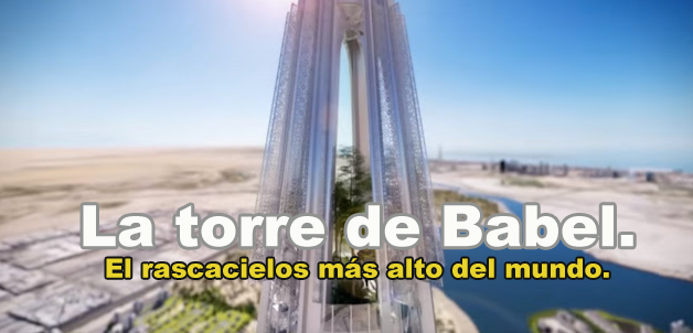 un rascacielos inspirado en los jardines de babilonia va a ser el nuevo edificio mas alto del mundo y que superara al gigantesco edificio que encabeza este
