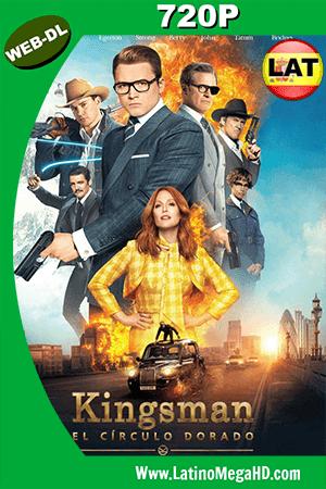 Kingsman: El círculo dorado (2017) Latino Web-Dl HD 720p ()