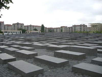 Memorial a los judios asesinados en Europa