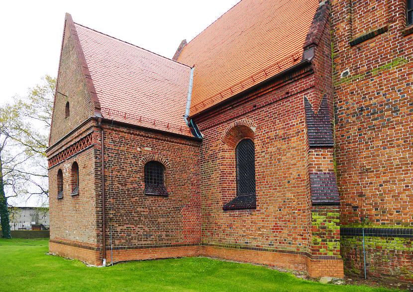 Stara Góra kościół Św. Jakuba