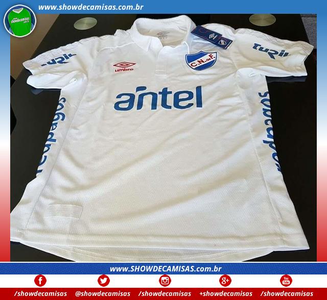 4e8c973503a60 Nova camisa titular do Nacional do Uruguai tem imagem vazada - Show ...
