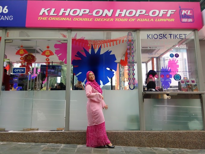 Teroka Lebih dari 50 tarikan di Kuala Lumpur dengan KL Hop On Hop Off