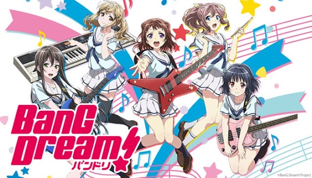 Download BanG Dream Subtitle Indonesia [Batch]