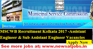 mscwb-assistant-engineer-Vacancies