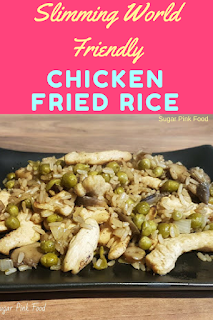 Slimming world chicken fried rice recipe