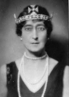 Reine Maud de Norvège 1869-1938