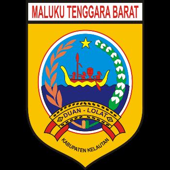 Logo Kabupaten Maluku Tenggara Barat PNG