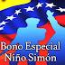 ¡¡Atentos!! Siguen llegando notificaciones vía SMS por el 3532 para el Bono Niño Simón