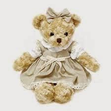 Gambar boneka teddy bear cantik