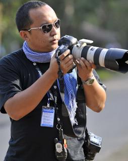 Kristupa W Saragih, Salah Satu Pendiri Fotografer.Net