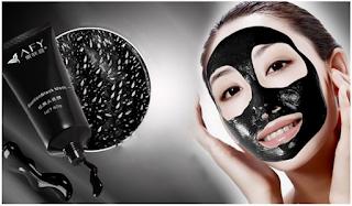 Faire sa propre masque noir contre les points noirs à la maison