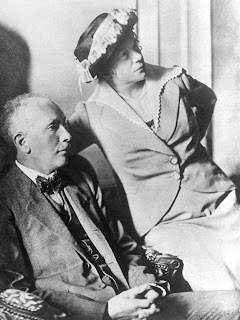 Richard Strauss (1864-1949) y Pauline de Ahna (1863-1950)