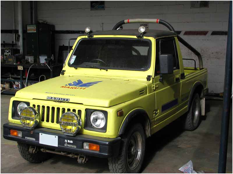 Maruti Gypsy Car Images Cars Pictures, Photos, Features