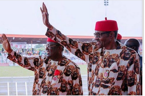 I'm ready to support Igbo presidency at the right time even in my dream – Buhari