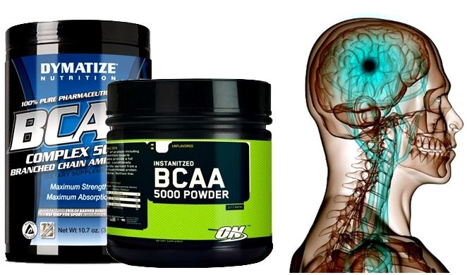 Fatiga sistema nervioso central BCAA