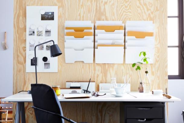 Lifestyle by cristina orden en el espacio de trabajo - Espacios de trabajo ikea ...