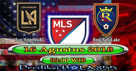 Prediksi Bola855 Los Angeles FC vs Real Salt Lake 16 Agustus 2018