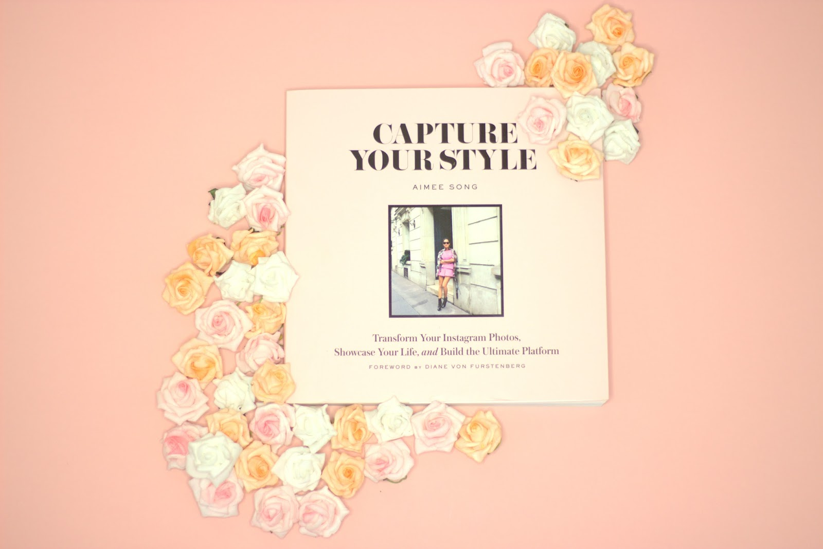 capture your style book, review, aimee song, instagram tips