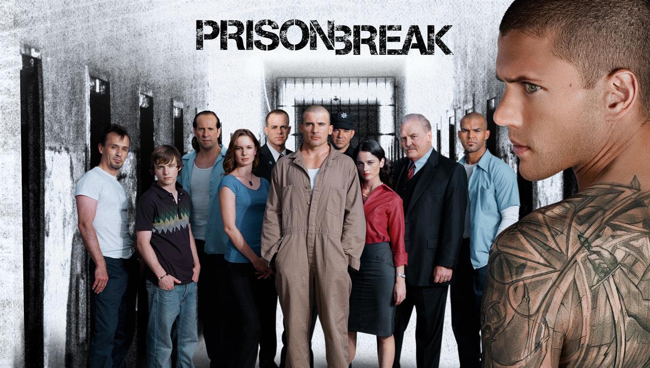 Prison Break (Serie de TV 2005–2009)-(2017- - Gandolcine
