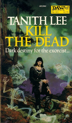 Retro Reviews: Kill the Dead by Tanith Lee