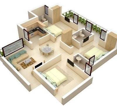 Desain Rumah Sederhana Modern
