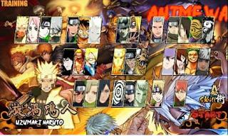 Mod Naruto Senki Analog by Jacky Apk