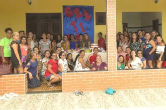 Centro de Apoio à Criança realiza encontro anual de animadores comunitários em Itapiúna