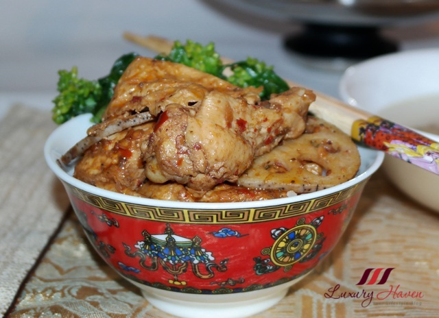 delicious sichuan spicy chicken hotpot recipe