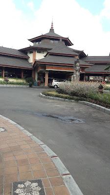 Lobi Hotel Jayakarta Legian