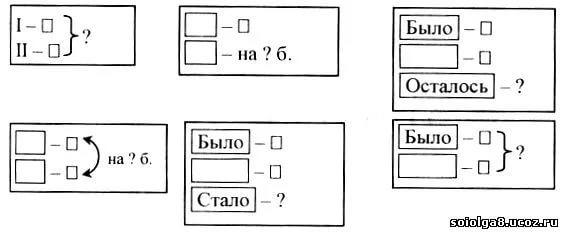 2 схемами класс задач решение