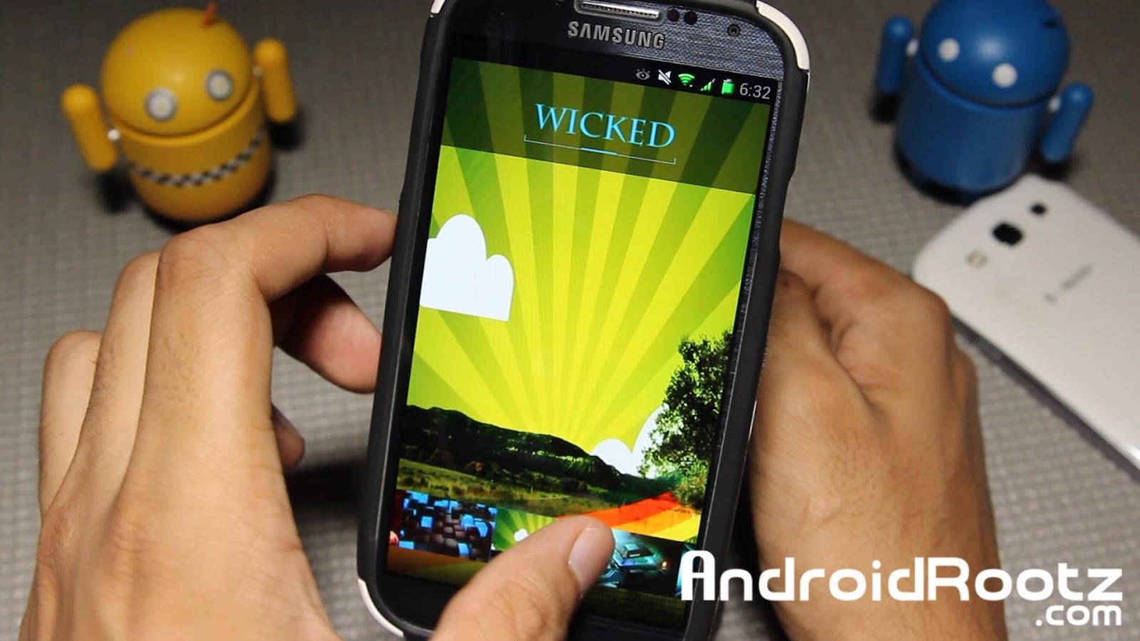 Samsung I9505 Galaxy S4 Custom Rom