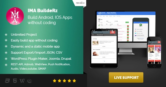 Ionic Mobile App Builder v18 12 10 FULL NULLED ~ TAKE ME