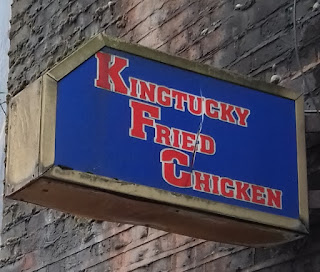 Kingtucky Fried Chicken in Manchester