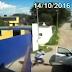 Empresario se enfrenta a balazos con ladrones en el Edomex (VIDEO)