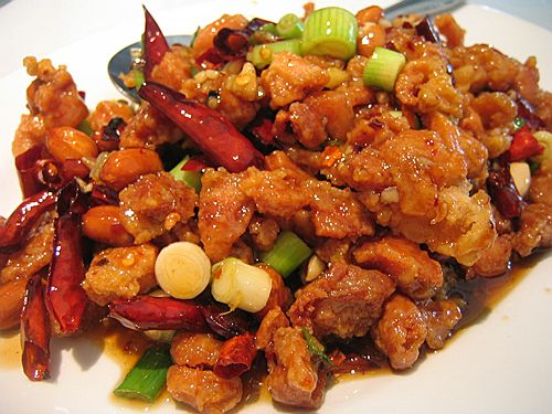 National Foods Recipes: Kung Pao Chicken