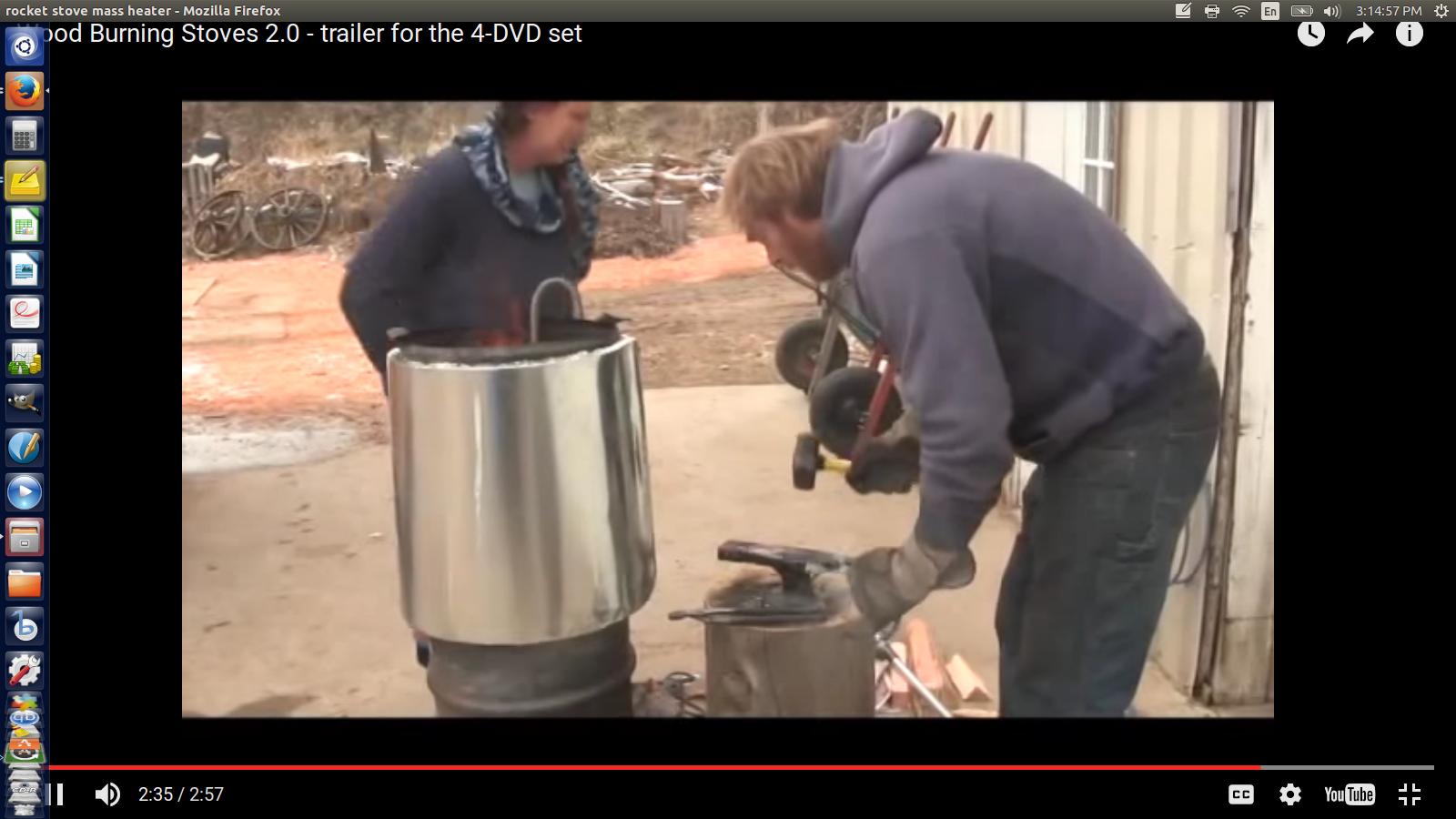 Rocket Canner Fryer and Forge - Draft Plans (rocket stoves