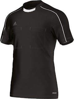 c4f82401e65 The brand-new Adidas Referee 16 Jersey retails at 50 Euro (55 USD) for the  short sleeve version and 55 Euro for the long sleeve version.