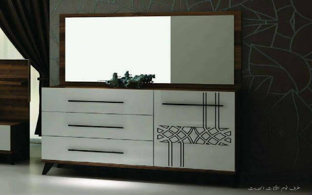 غرفة نوم تركية تورفان للعرسان للبيع تصاميم 2016, غرف نوم ابيض تركي كاملة, احدث صور غرف نوم