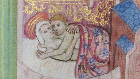 У монастирі знайшли еротичну поему, написану 700 років тому
