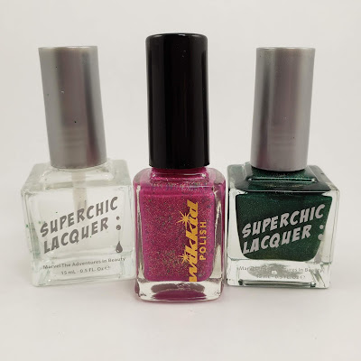 wikkid, nailstuffca, nailstuff, indie polish, indie lacquer, superchic lacquer