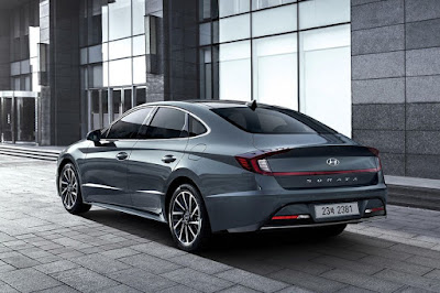 Hyundai Sonata 2020 Review, Specs, Price