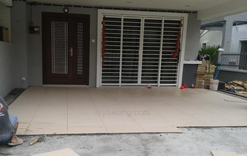 Car Porch Floor Tiles Design Home Product Sourcing Construction