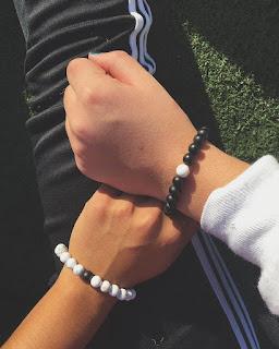 Stone Distance Bracelets