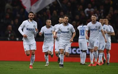 Inter MIlan Kalahkan Genoa 4-0 Di Stadio Luigi Ferraris