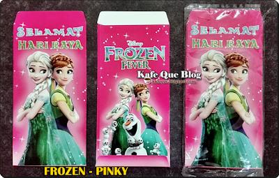sampul duit raya frozen fever pink, SAMPUL DUIT RAYA 2015 MURAH