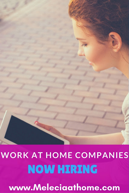 Now Hiring Work At Home Job Search