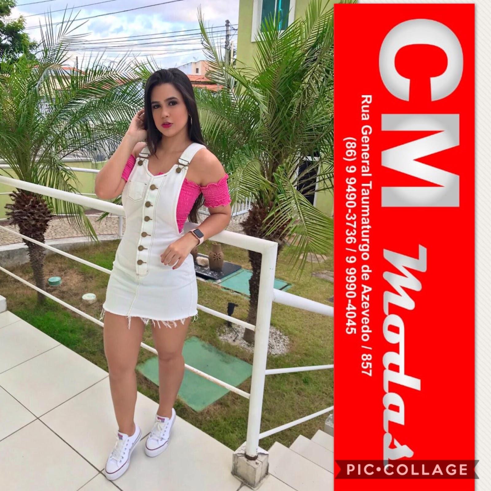88a602133 CM MODAS  Moda Feminina de Excelente Gosto e de Alta Qualidade ...