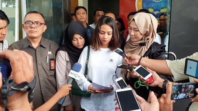 Hasil Pengembangan Kasus Vanessa Angel, Polisi Kantongi 45 Nama Artis Bertarif Rp25-300 Juta