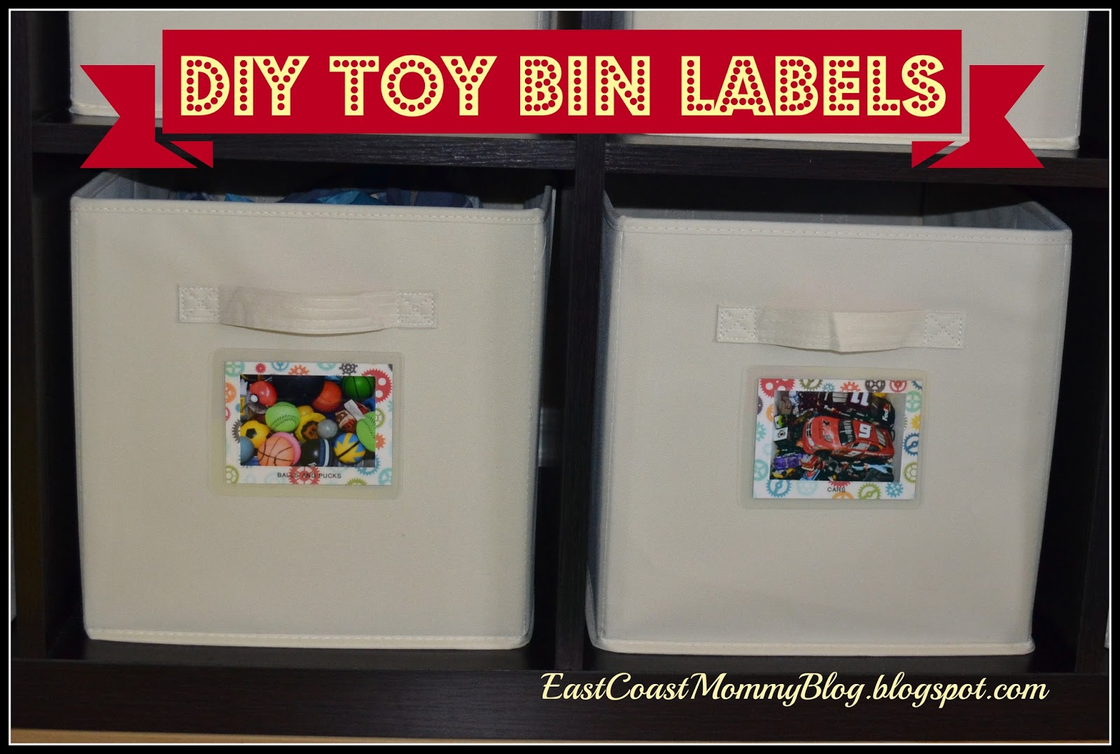 East coast mommy diy toy bin labels diy toy bin labels pronofoot35fo Images